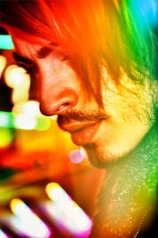 Colored - Adrian Laza (Model)