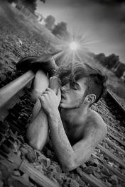 Nighttrain - Adrian Laza (Model)