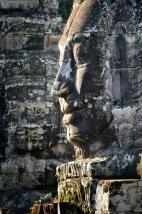 """""""facing the sun"""" Bayontempel Siem Reap Kambodscha"""