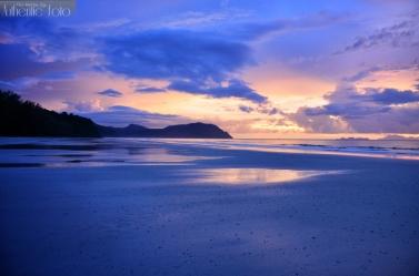 The Blue hour - Authentic foto